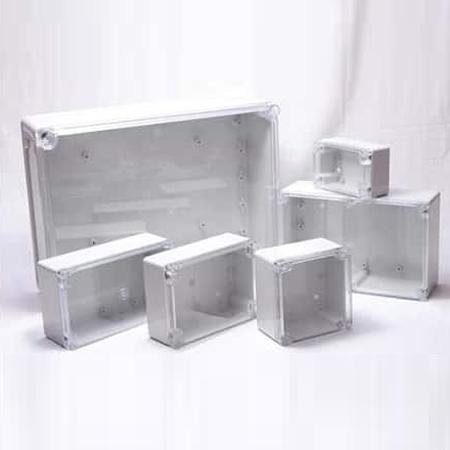 Polycarbonate Enclosures Junction Boxes