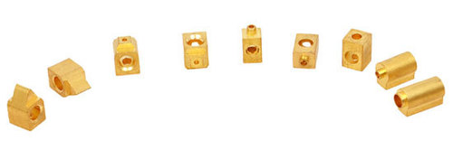 Brass Modular Electrical Switch Contacts