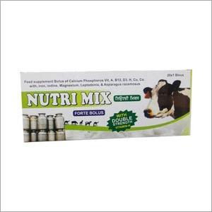 NUTRIMX BOLUS MILK PRODUCTION