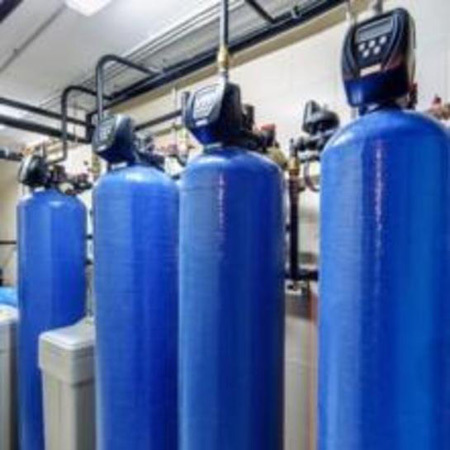Industrial Water Softener Systems