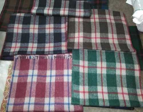 235x140cm Gemini Handloom Blankets