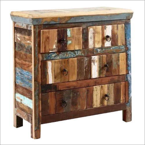 Reclaimed Chest Of Drawers