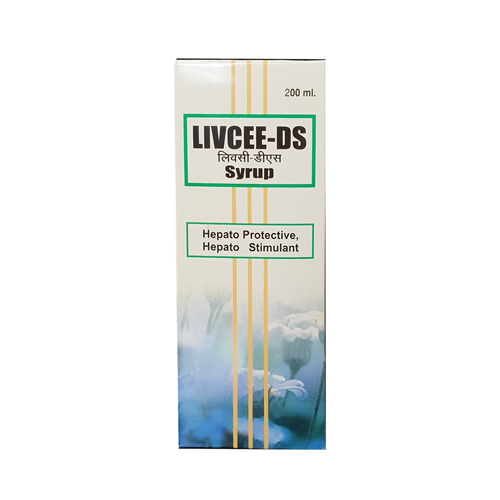 200ml Livcee DS Syrup