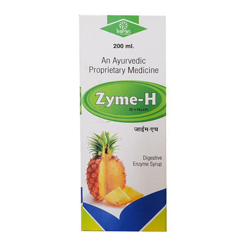 200ml Zyme H Syrup