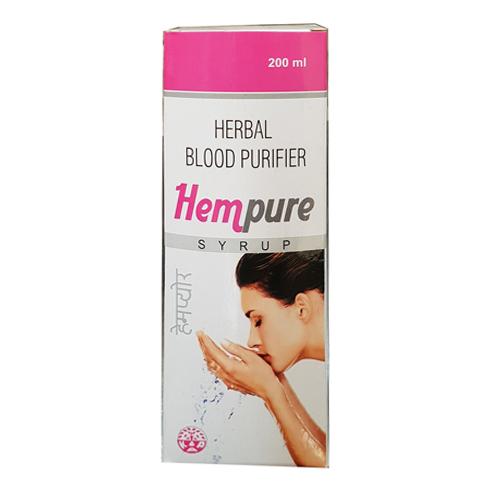 200ml Hempure Herbal Blood Purifier Syrup