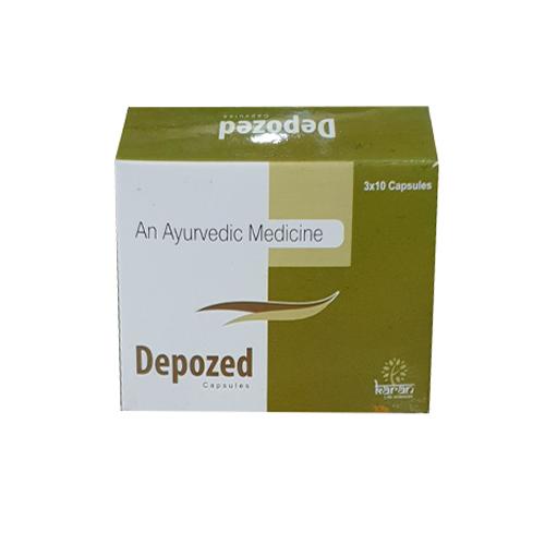 Depozed Ayurvedic Capsules