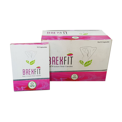 Brezfit Body And System Toner Capsules
