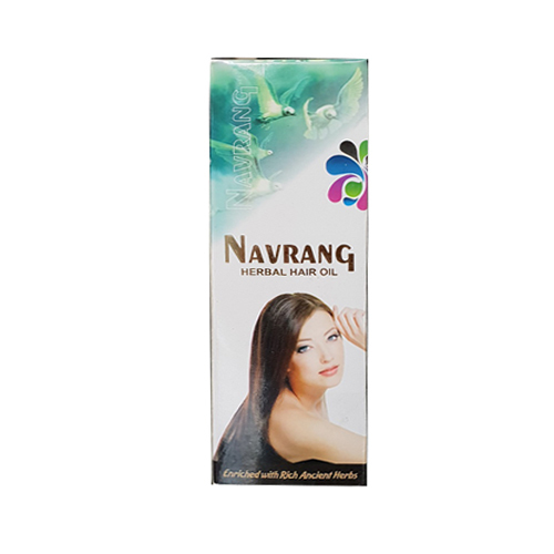 Navrang Herbal Hair Oil