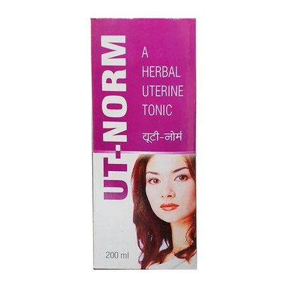 200Ml Herbal Uterine Tonic Age Group: For Adults