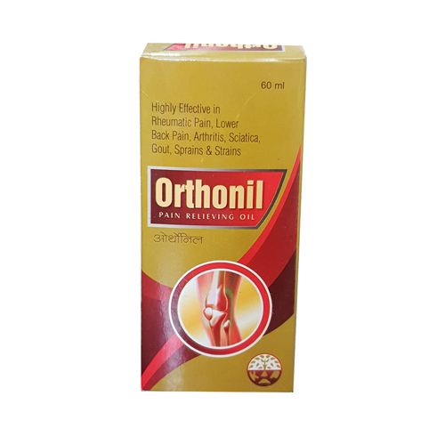 Orthonil Pain Relieving Oil