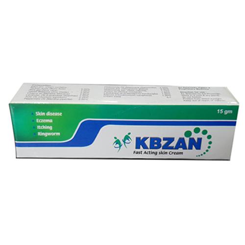 15gm Kbzan Fast Active Skin Cream