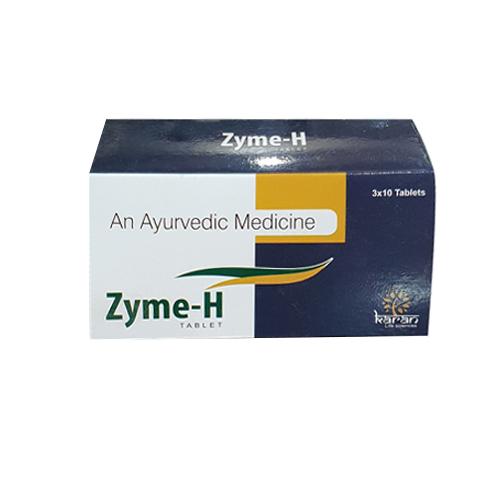 Zyme H Ayurvedic Tablet