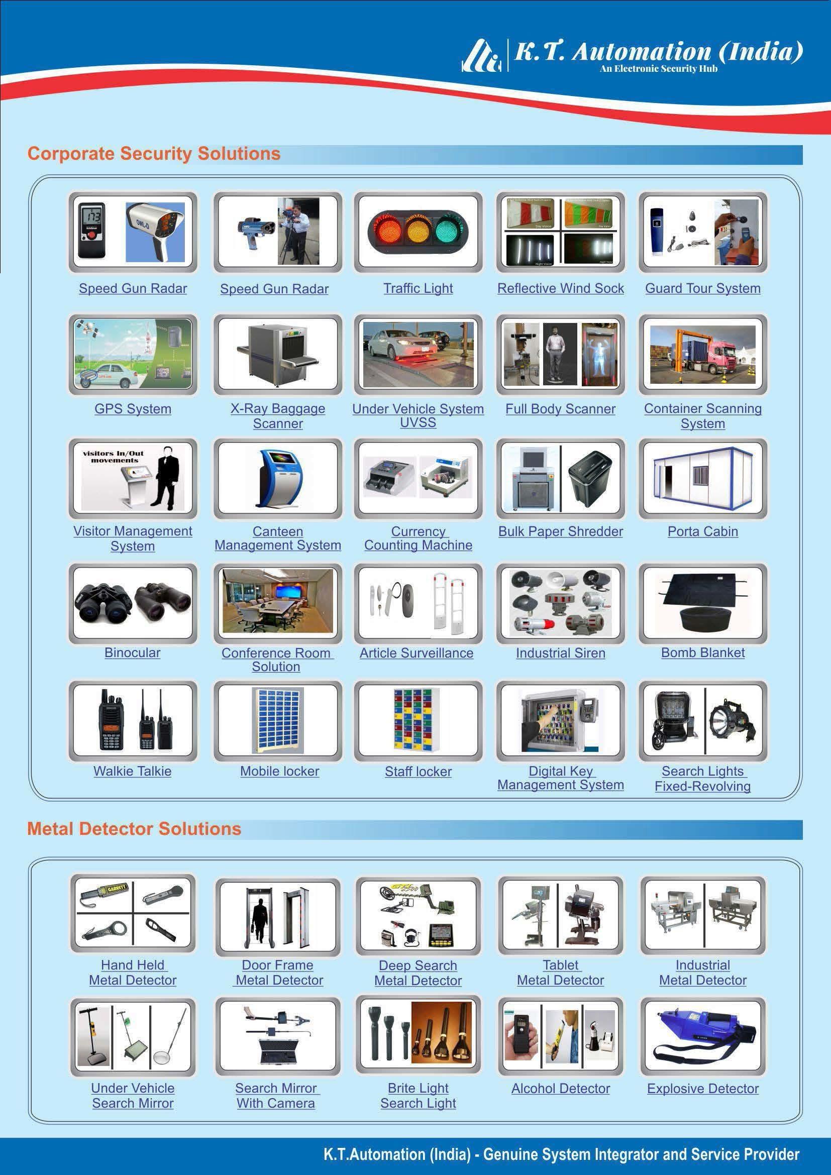 Door Frame Metal Detector - Single Zone