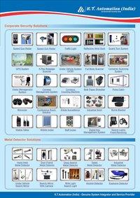 Door Frame Metal Detector - 2 Zone