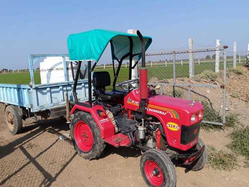 Agriculture Loader Tractor