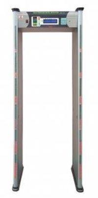 Door Frame Metal Detector - 8 Zone