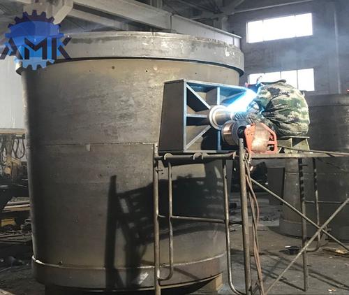Ladle Refining Furnace (LF)