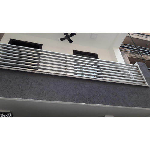 Mild Steel Balcony Railing