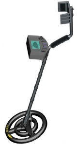 DEEP SEARCH METAL DETECTOR - AR924