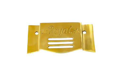 Brass CROWN PLATE
