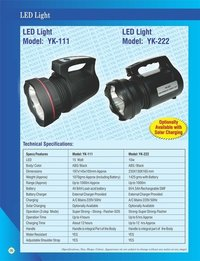 LED LIGHT YK-111