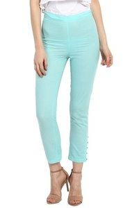 Blue Pencil Pants