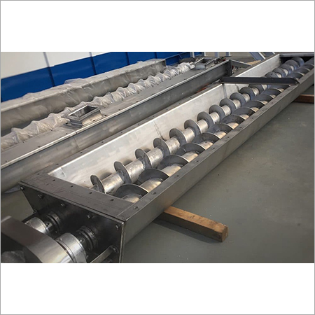 Stainless Steel Multi Screw Conveyor