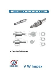 Shuton Precision Ball Screws