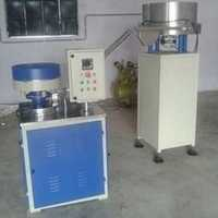 Plastic Cap Slitting Machine