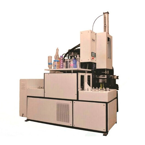 Semi Pet Blow Moulding Machine