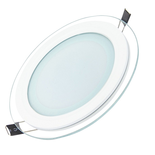 Led Round Ceiling Flat Panel Light