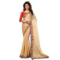 Designer Chiffon sarees with Lace