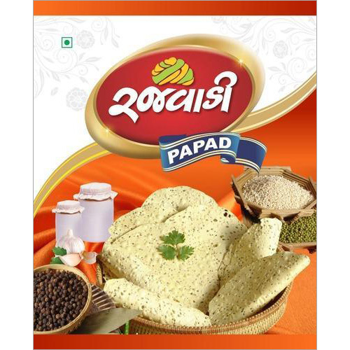 Papad Packaging Pouch