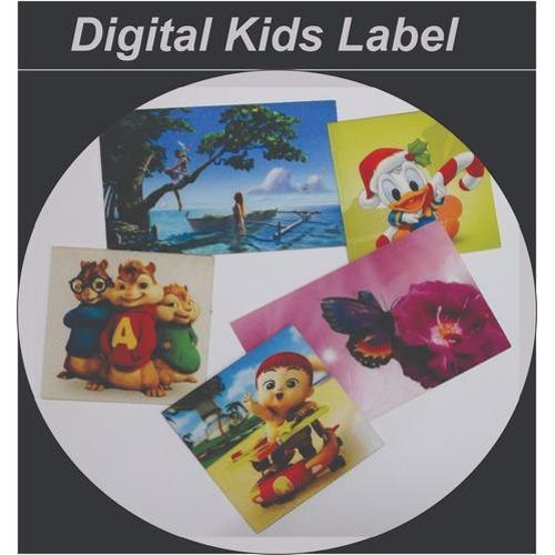 Cartoon Labels