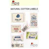 Natural Cotton Labels
