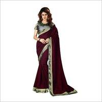 New Vichitra Silk Saree