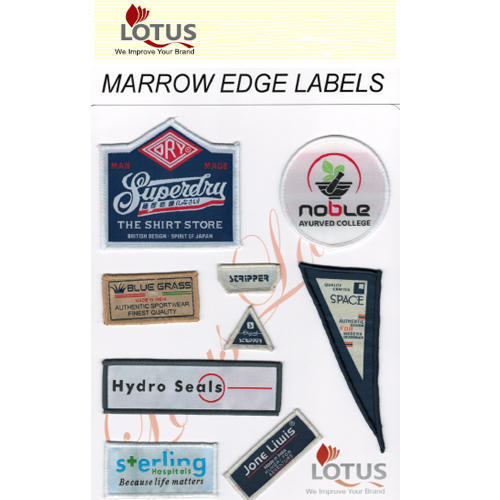 Marrow Edge Labels