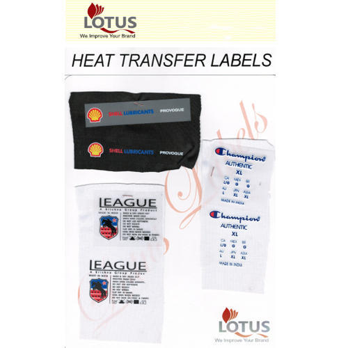 Heat Transfer Tag