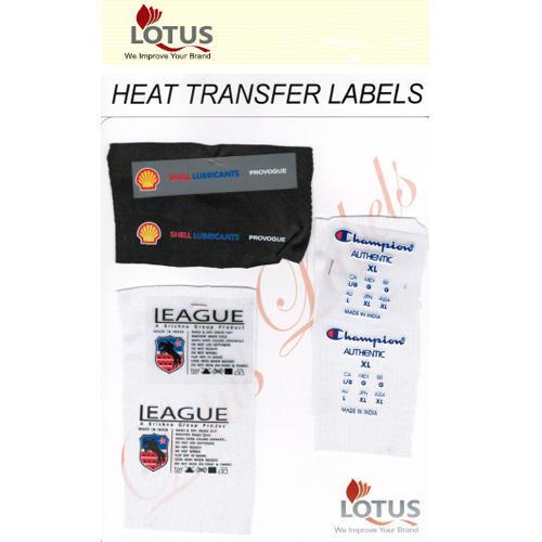 Heat Transfer Tag