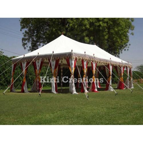 Aesthetic Maharaja Tent