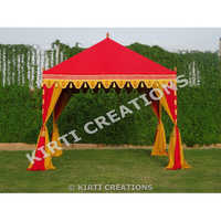 Decorative Pergola Tent