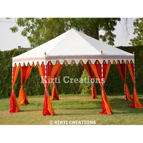 Extravagant Pavilion Tent