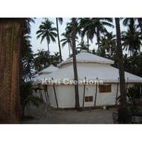 Classic Mughal Tent