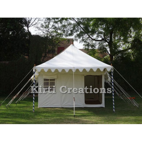 Artistic Swiss Cottage Tent