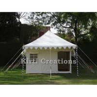 Artistic Swiss Cottage Tent