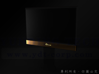 Double Sided LCD Monitor