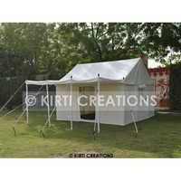 Artistic Lily Pond Tent