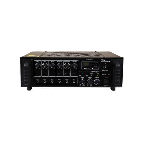 PA Digital Player Mixing Amplifier