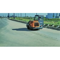 Automated Road Sweeping Machine
