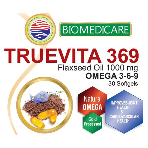 1000mg Flaxseed Oil